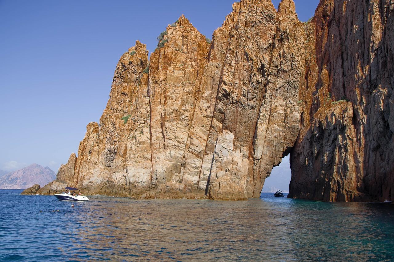 Les sites à  visiter lorsque l'on se rend en Corse.