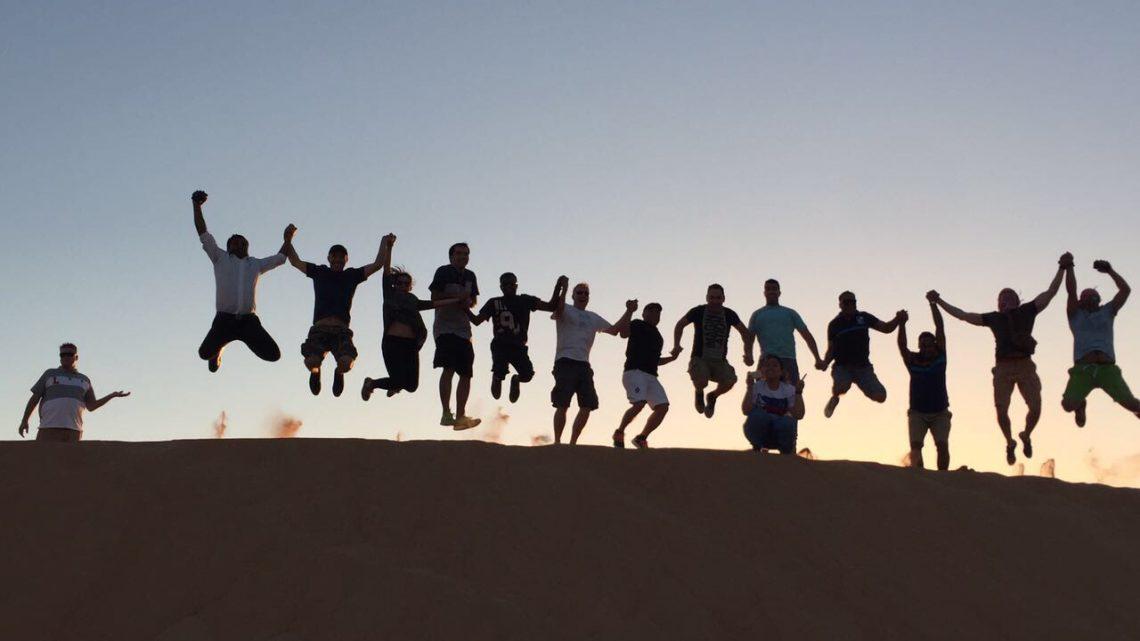 Organiser une activité team building à l'étranger